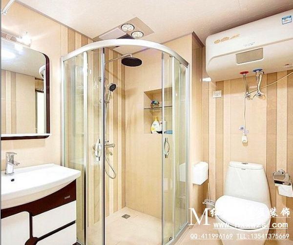 小户型卫生间巧妙设计