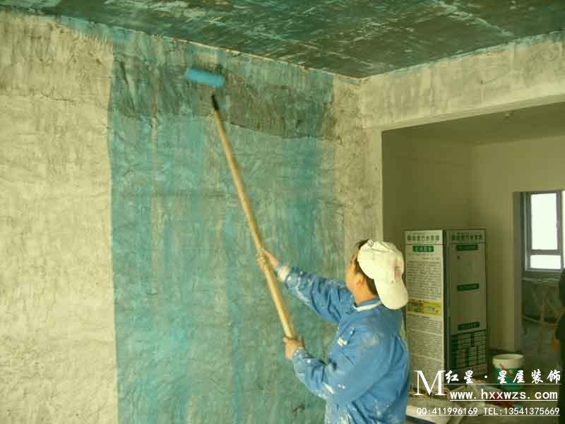墙固地固界面剂的介绍 为家居装修锦上添花!